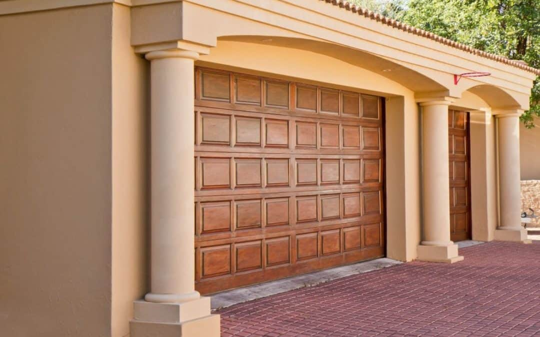 The Best Materials to Winterproof Your Garage Doors