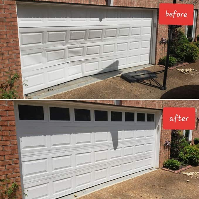 Easy Fix Nashville Garage Door Repair