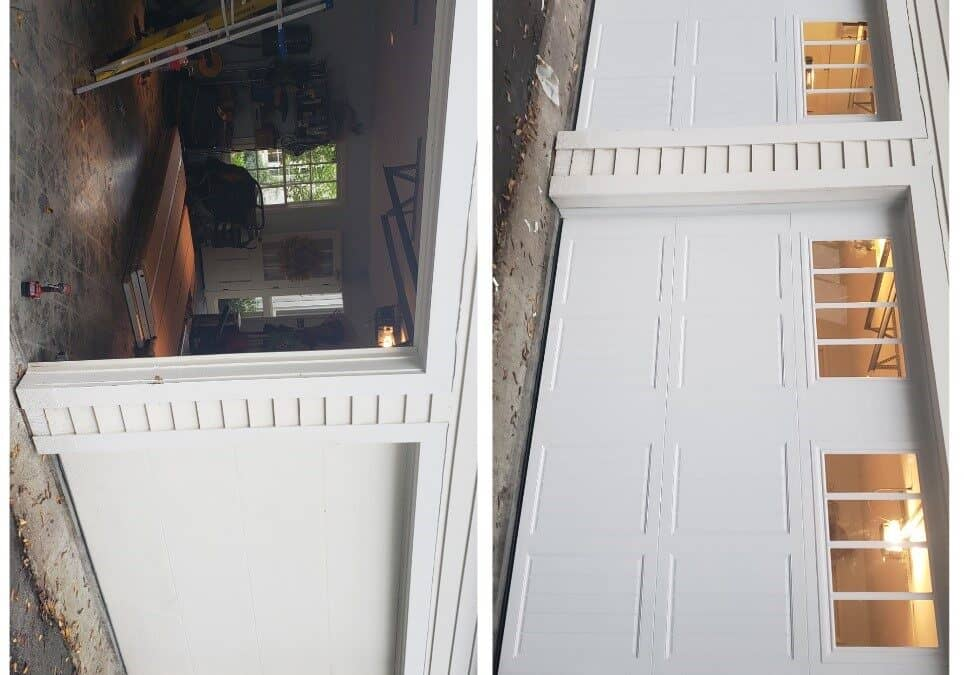 How Can A New Garage Door Installation Enhance Property Value?